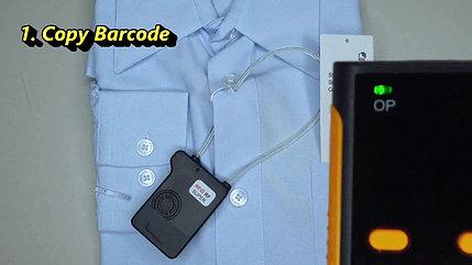 AUR720 B2E EAN_UPC + EAS retail