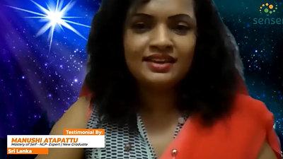 Manushi Atapattu - Sri Lanka
