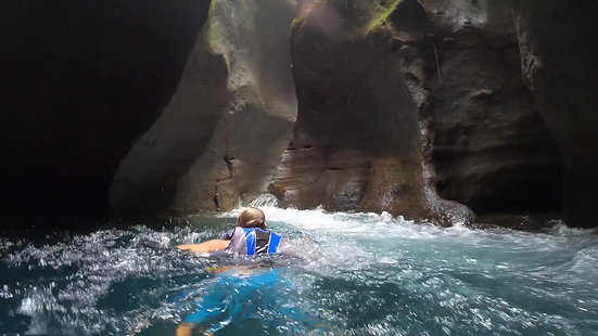 Wanderlust Caribbean - Titou Gorge