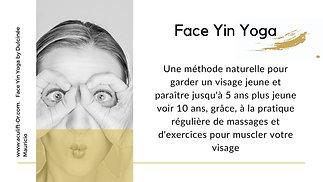 Qu'est ce que le Face Yin Yoga