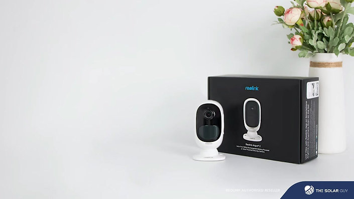 Reolink Argus 2 - Unboxing