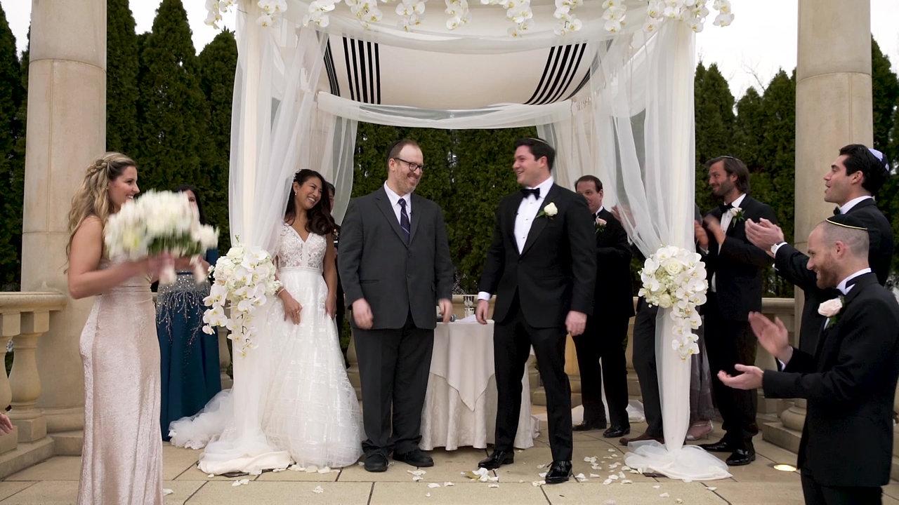 Richard and Mia's Rockleigh Wedding