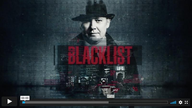 Matt Crabtree - Blacklist