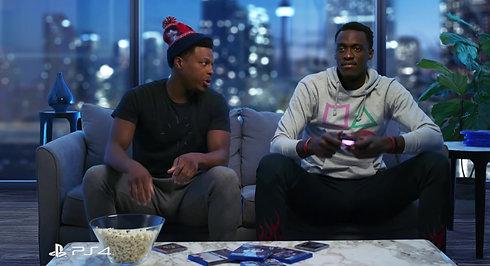Playstation & Toronto Raptors: That One Gamer Friend