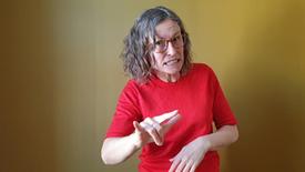 Refleksion om tegnsprog - Janne Boye Niemelä