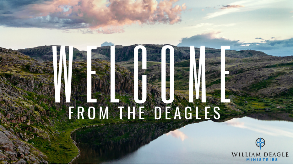 Welcome from the Deagles