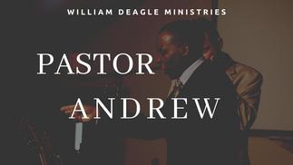 Pastor Andrew | Tanzania