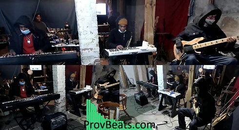 ProvBeats.com Live Band