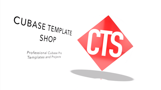 Cubase Template Shop Promo Video