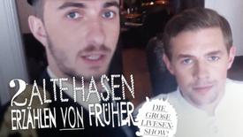 Zwei alte Hasen erzählen von Früher  w/ Klaas Heufer-Umlauf & Jan Böhmermann