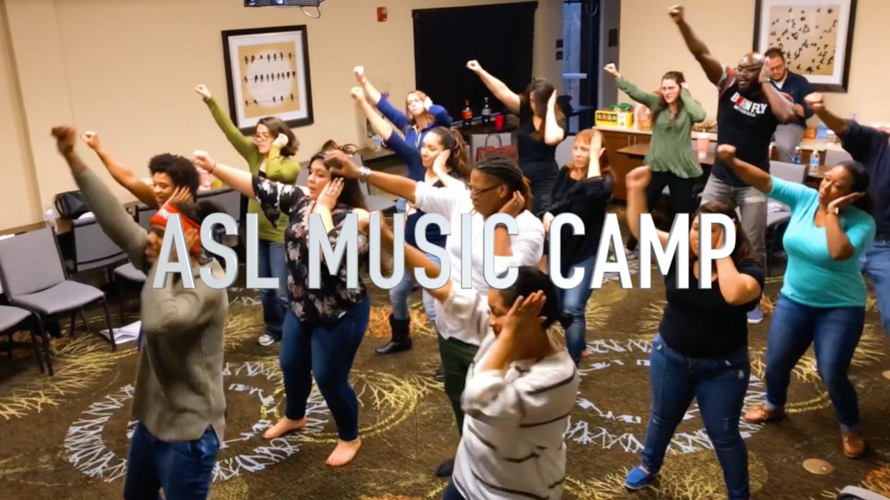 ASL Music Camp