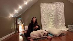 Sleep preparation meditation