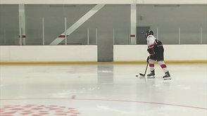 Rob - Skeet Shooting on Ice