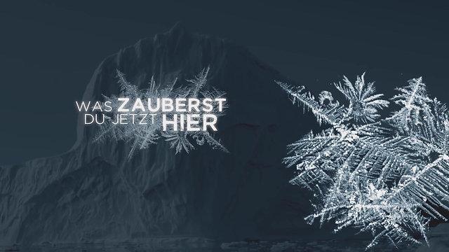 Matthias Reim - Eiskalt (Offizielles Lyric Video) (1080p)