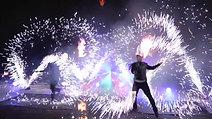 Огненное шоу со спец эффектами