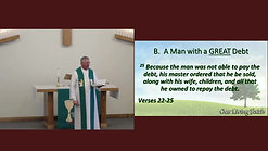 Hope Lutheran Church Worship Service September 27, 2020