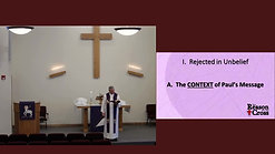 Hope Ev. Lutheran Church Worship Service March 7, 2021