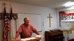 Midweek Adult Bible Study February 23, 2021