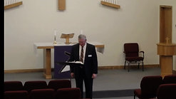 Sunday Adult Bible Study February 28, 2021