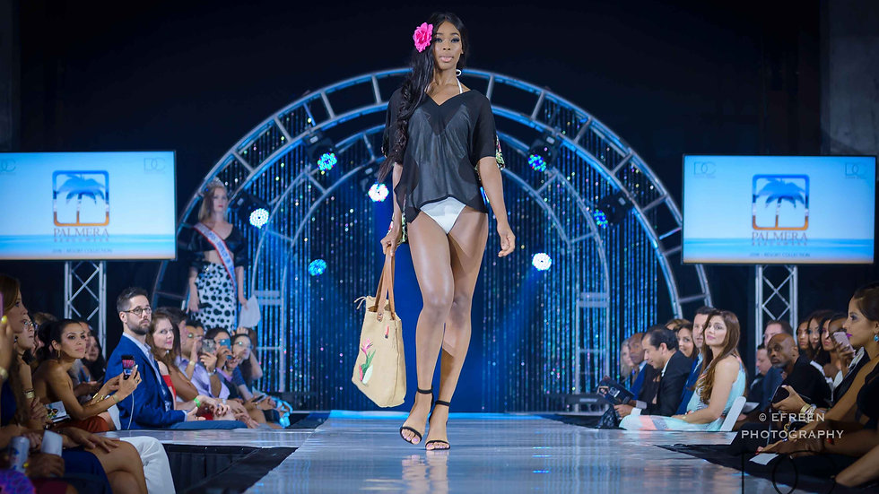 Palmera Beachwear Swimweek Runway Show