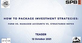 Packaging. Teaser