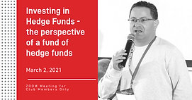 Investing in Hedge Funds. Тизер