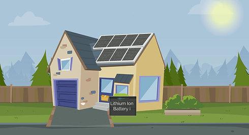 How Solar & Battery Back-Up Work