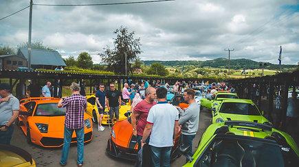 Supercar Fest Showreel 2019