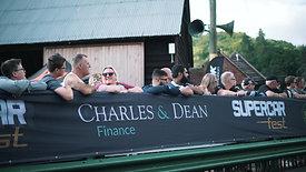 Charles & Dean at Supercar Fest the Hill Climb 2021