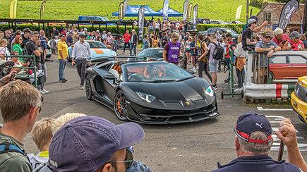 Supercar Fest the Hill Climb 2021 Official Highlights