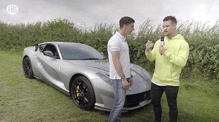 Paul Wallace interviews 2019 Le Mans Winner James Calado