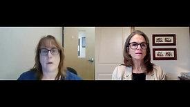 Councilmember Kiki Miller interviews Jane Spohn of Kootenai Health
