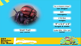 #32 Snail Trail / Its a slippery slope