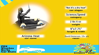 #27 Arizona Heat / But it's a Dry Heat