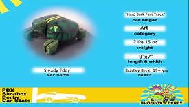 #07 Steady Eddy / Hard Back Fast Track