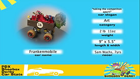 "#12 Frankenmobile / ""Taking the competition apart!"""