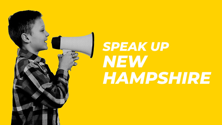 Speak Up New Hampshire 2020