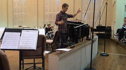 Choir Practice: Christmas 2016 Choir Rehearsal with FBC Loxley and Foley Christmas Choirs