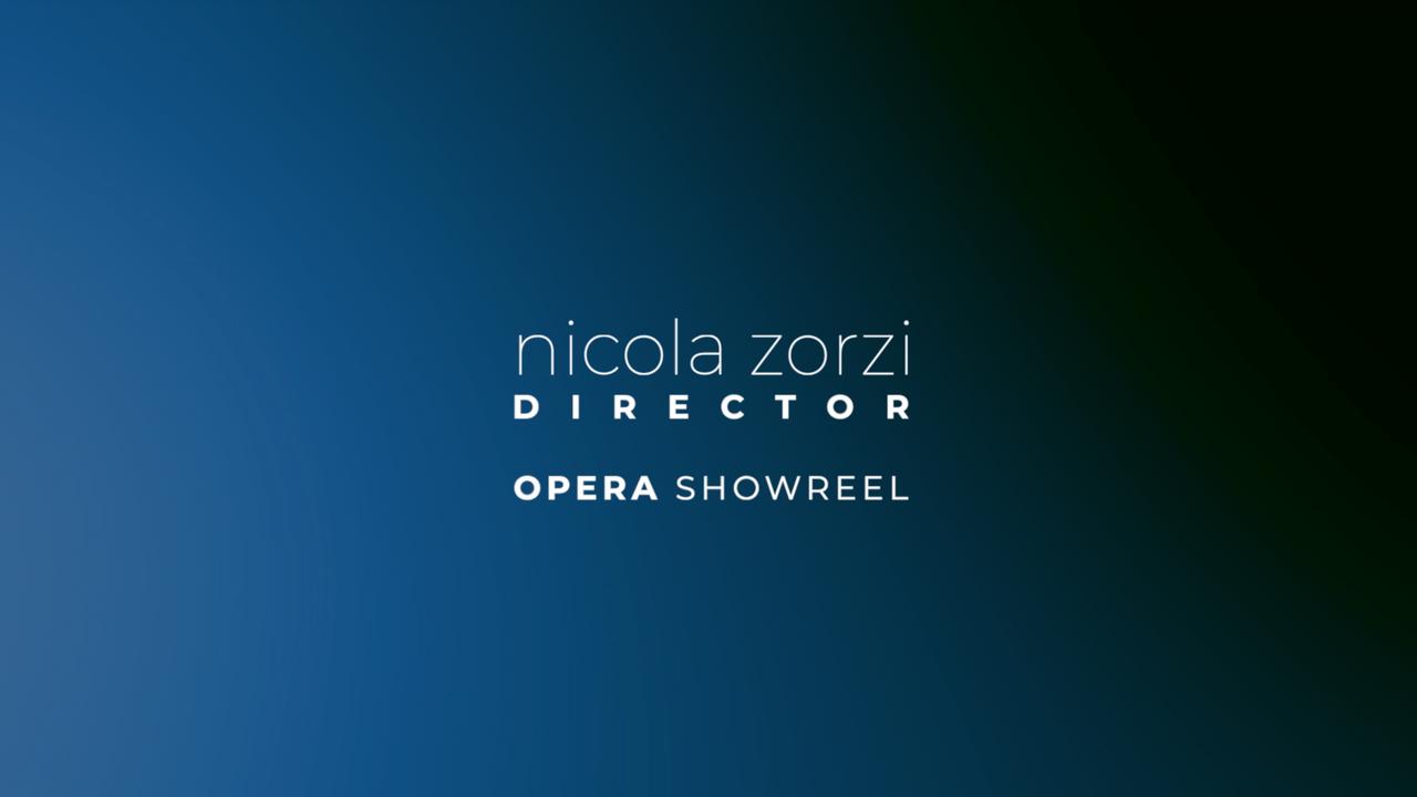 opera showreel