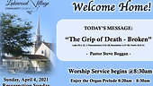 The Grip of Death - Broken