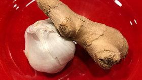 Quickies - Peeling Garlic and Ginger