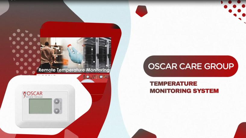 Temperature Monitoring Video 2020