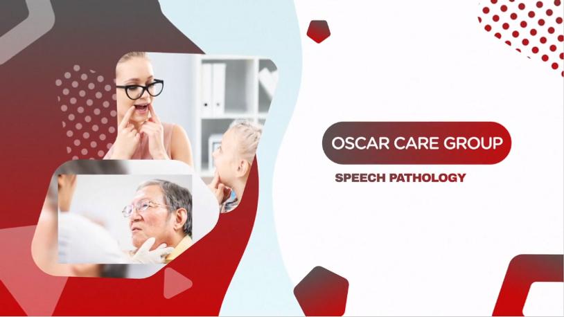 Speech Pathology video
