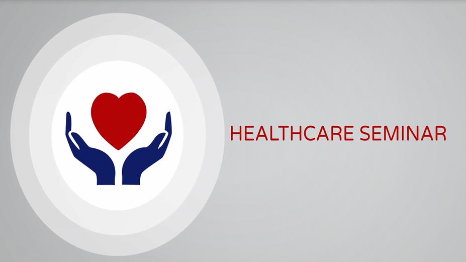 Healthcare Seminar promo video