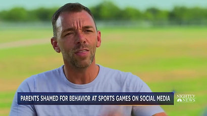 NBC Nightly News with Lester Holt - Referee on mission to expose disruptive parents at kids sports games _ Facebook-HD