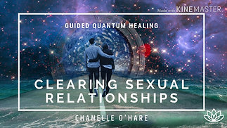 Clearing Sexual Relationship