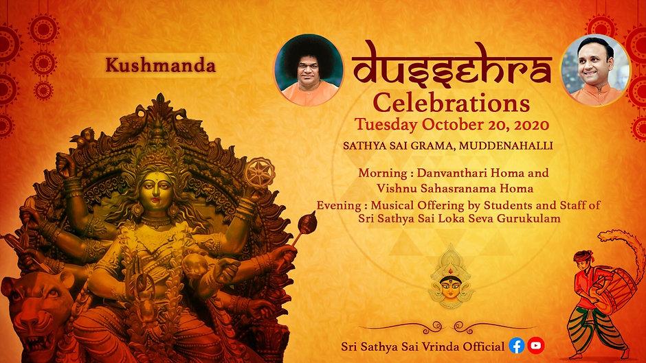 Day 4 Maa Kushmanda