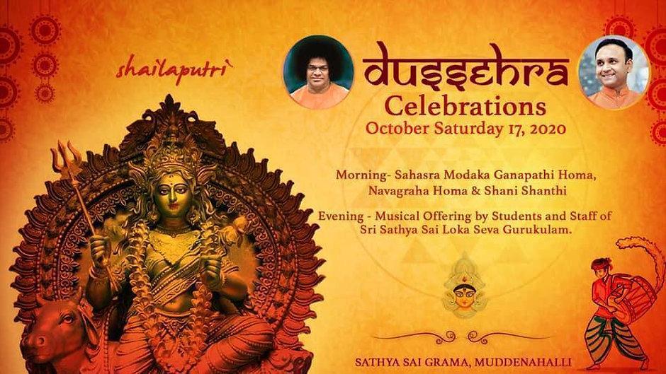 Day 1 - Maa Shailaputri