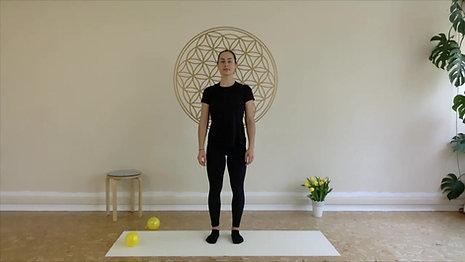 Miniworkout für Schultern und Nacken