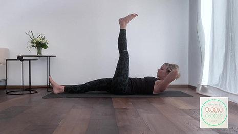 Intervall-Training mit Fokus Rumpf, Bauch, Beine